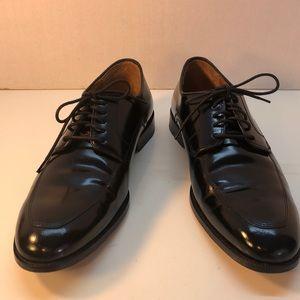 Johnston & Murphy Black Dress Oxfords Size 10
